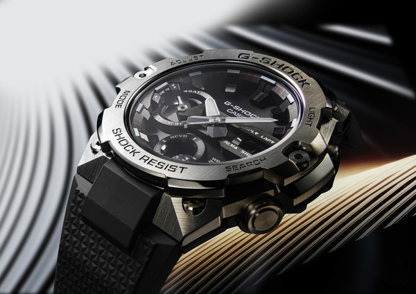 Casio to Release Slimmest-Ever G-STEEL