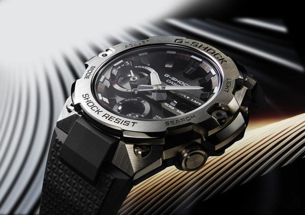 卡西欧将推出史上最纤薄G-STEEL系列腕表