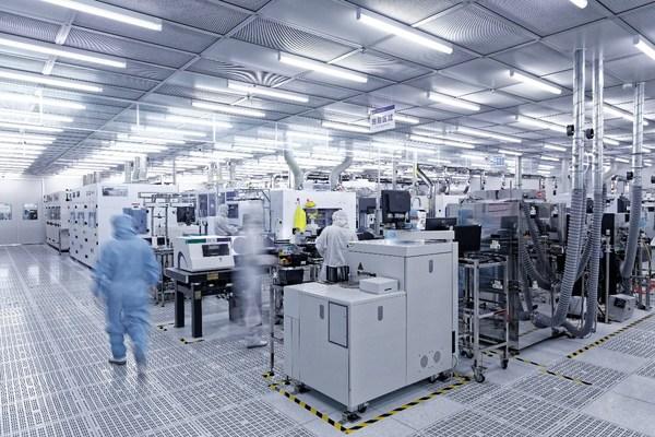 三安集成提供从衬底到芯片制造,封装到验证测试的一体化服务