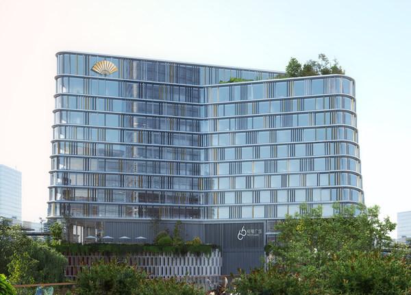 杭州文華東方酒店作為杭州全新奢華地標杭州恒隆廣場的一部分,將成為商務及悠閒旅客的優越之選。(注:此為效果圖片,僅作參考用途)