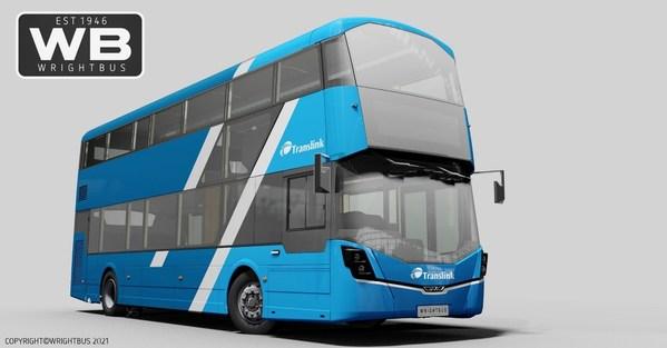 福伊特为Wrightbus第二代电动公交车提供电驱动系统