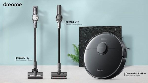 Dreame Technology, 새로운 차원의 스마트 홈 청소 기기 선보여