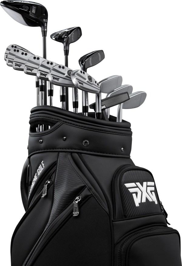 新型PXG GEN4高尔夫球杆设计性能卓越