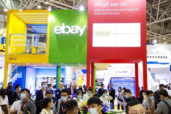 eBay跨交会上解析2021热门出口品类,首推供应链解决方案
