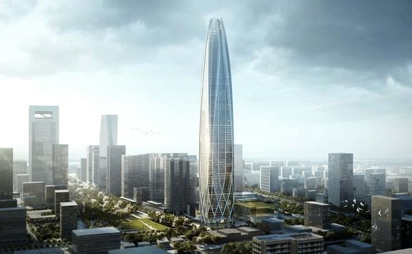 绿城酒店资产管理公司宣布宁波中心项目签约丽思卡尔顿酒店品牌