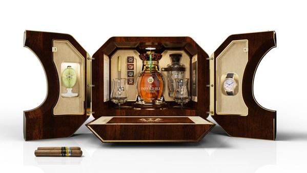 The Craft Irish Whiskey Co.がFabergeと組んでウイスキーコレクションの世界最高額記録を樹立