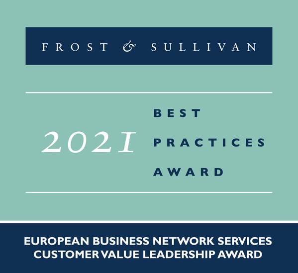 Colt Applauded by Frost & Sullivan for Delivering Customer Experience-oriented Services in the Business Network Service Market