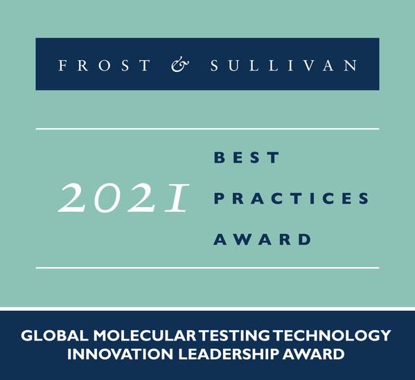 PathogenDx Applauded by Frost & Sullivan for Its Ultra-rapid COVID-19 Testing Platform, DetectX-Rv Test