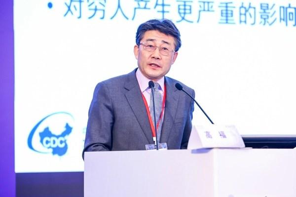 中国疾控中心主任高福院士