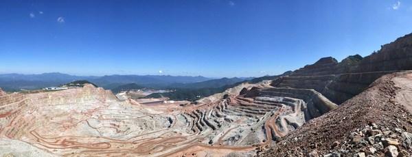 安百拓助力紫金矿业高效生产十二年