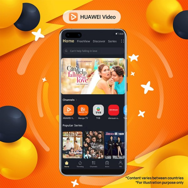 HUAWEI Video, the video-on-demand (VOD) streaming platform by Huawei, is looking to celebrate its first-year anniversary with its fans in Philippines. In conjunction with its anniversary, the streaming platform today announced the launch of its limited-time 'HUAWEI Video Turns 1' campaign where users in Philippines can enjoy special treats such as Huawei's latest products and free subscription to its service.