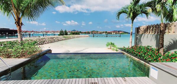 塞舌尔令人惊叹的新海景度假村海滨别墅现正发售