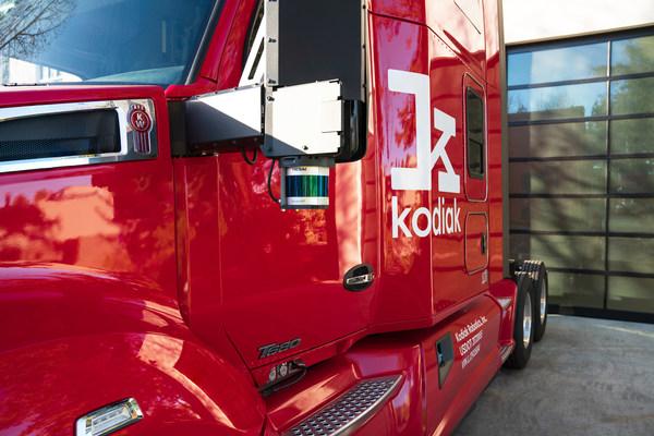 Kodiak Robotics与禾赛科技宣布达成合作