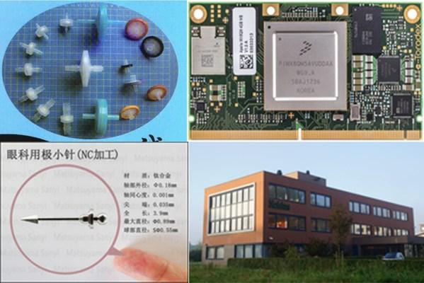 2021Medtec中国展部分展品及参展企业