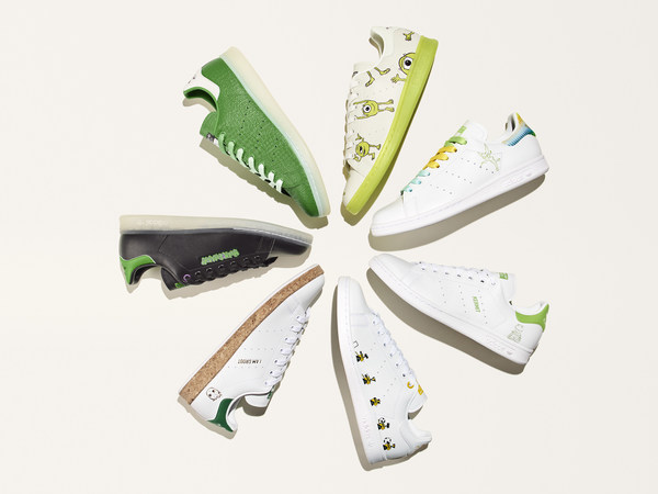"""adidas Originals Launch the Next Chapter of """"Stan Smith, Forever"""" With Disney"""