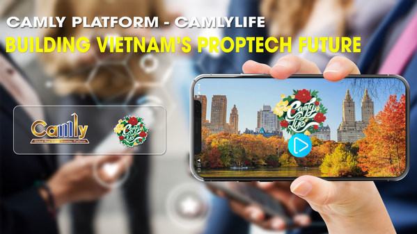 CamLy Group, CamLy Platform 및 CamLyLife 공개
