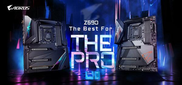 기가바이트 Z590 메인보드 시리즈, 매출 급성장 예상
