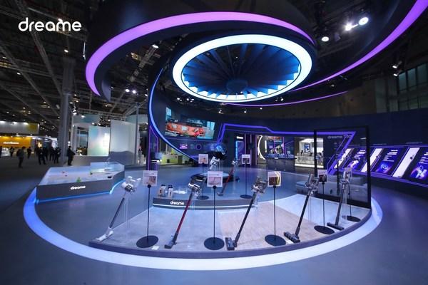AWE 2021:Dreame Technologyがコードレス掃除機V16およびDreame Bot L10 Proなど新製品を発表
