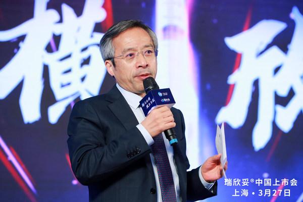 綠葉製藥集團總裁楊榮兵