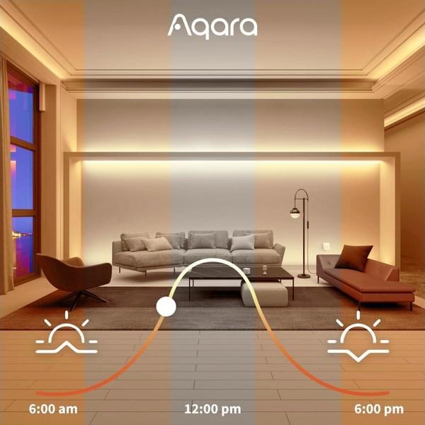 Aqara Announces Firmware Update to Support Adaptive Lighting