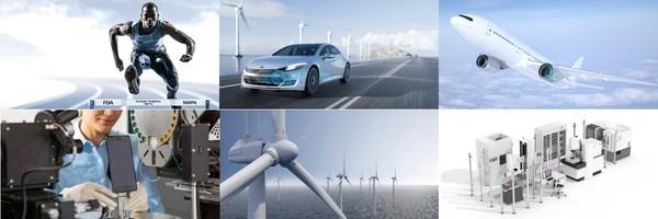 聚焦六大热点行业应用,呈现覆盖实验室到生产车间的创新质量保证技术