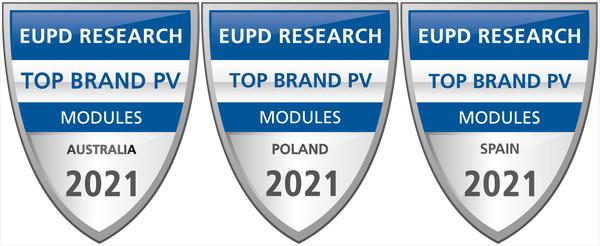 EUPD Research Top Brand PV Modules