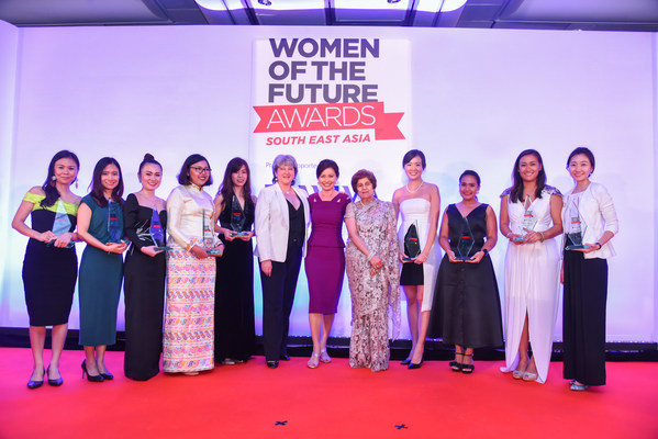 Nominations Now Open for the Women of the Future Awards Southeast Asia