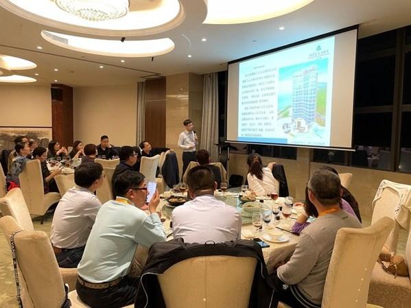 向18家上海旅行社代表作品牌推介