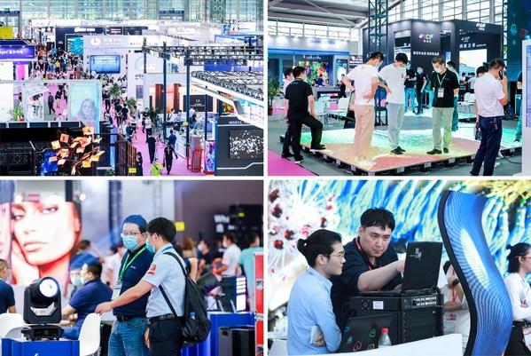 LED CHINA 2020展会现场盛况