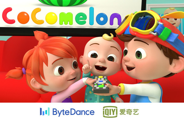 Moonbug Entertainment Announces Major Expansion Across China With IQIYI and ByteDance