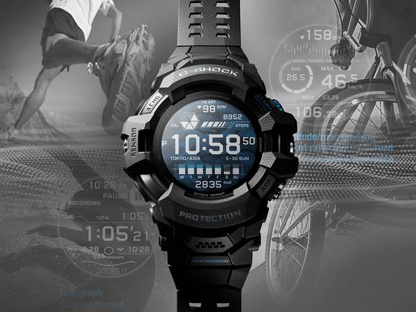 卡西歐將發佈首款 G-SHOCK 智能手錶,由 Wear OS by Google 驅動