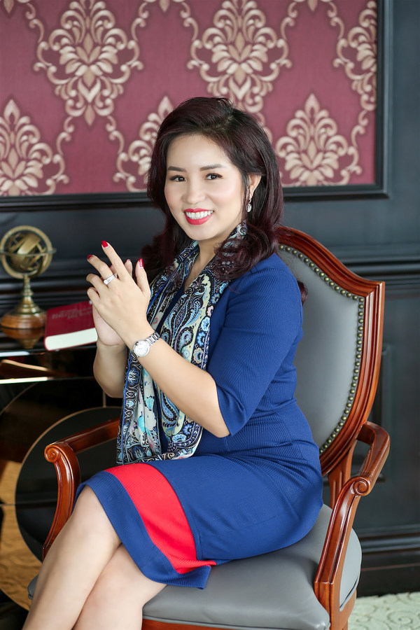 Vietnam's CamLy Group Founder introduces innovative technology to the global market, adding to her inspirational businesses ventures