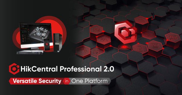 Hikvision completes major enhancements to its HikCentral Professional integrated security software