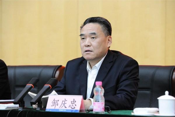 浪潮集团董事长邹庆忠:立足新定位 从四个层面做好科研攻坚
