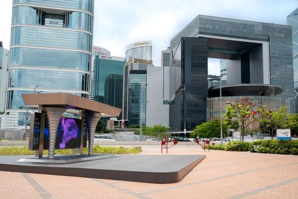 信和集团与香港创新基金呈献获奖研发成果城巿空气净化系统2.0