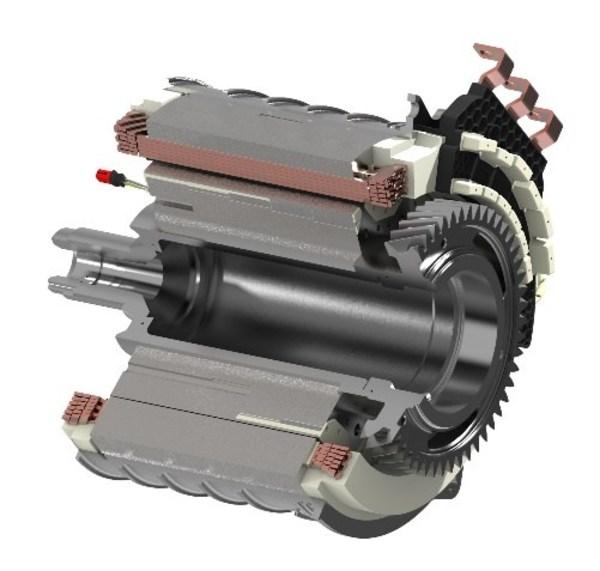 舍弗勒创新产品助力商用车电气化发展