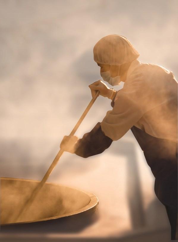 祖传煮蚝工艺熬制,保证味道始终如一