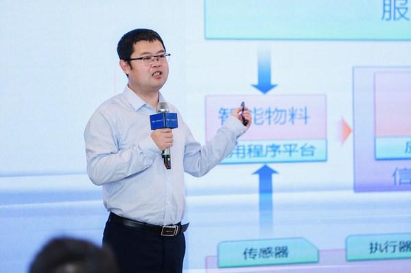 王喜文老师在中德制造业大学授课