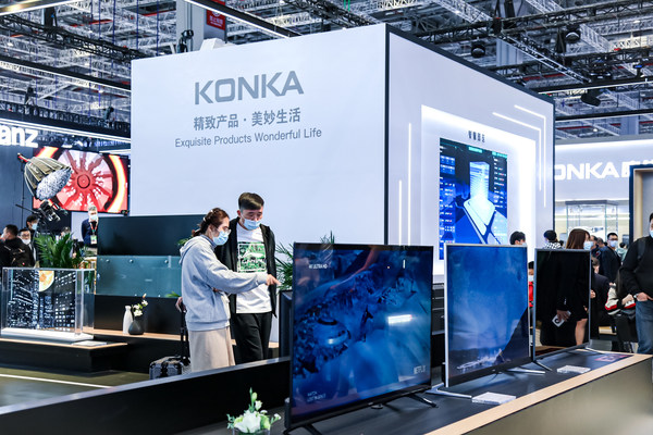 KONKA Group Reports 125% Net Profit Surge in 2020, Pushing Further into Optoelectronics