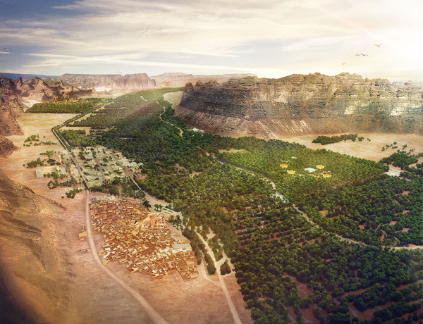 The Journey Through Time Masterplan marks a major step in protecting and sharing the AlUla cultural and heritage site with the world