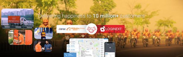 Alibaba hỗ trợ Daraz xây dựng mạng lưới tổng hợp nhà cung cấp dịch vụ Thương mại điện tử lớn nhất châu Á với việc sử dụng LogiNext