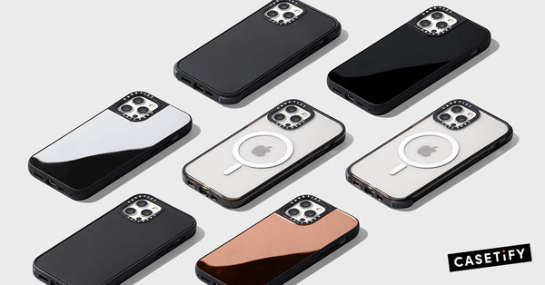 CASETiFY Releases New MagSafe-Compatible Phone Cases