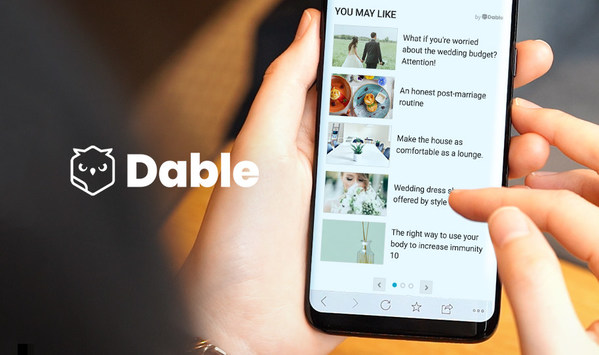 Dable, South Korean Startup, Ranks on the Top 500 Asia-Pacific High-Growth Companies 2021