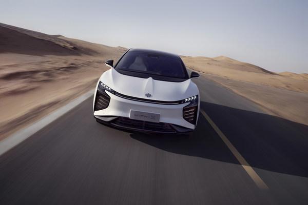 高合汽車發佈1000公里電池包升能服務及HiPhi X 四車型開啟預訂