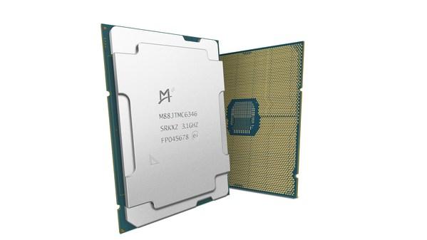 全新第三代津逮CPU