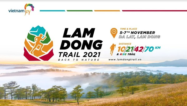 Lâm Đồng Trail 2021 - Giải chạy địa hình về với thiên nhiên từ ngày 5-7/11/2021