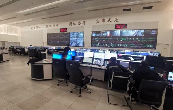 济南地铁2号线的智慧运营现场