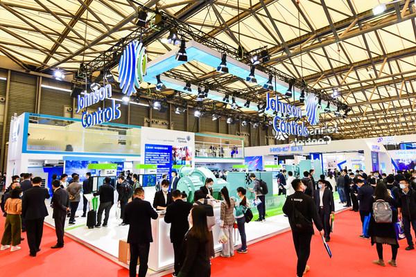 江森自控亮相2021中国制冷展 创新产品及解决方案助力可持续发展