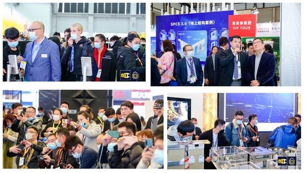 第十届亚洲国际建筑工业化展览会圆满落幕 明年5月虹桥再会