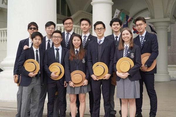 获奖者将于今年9月分别加入哈罗北京、哈罗上海、哈罗香港大家庭,手握哈罗提供的两年期全额资助,学习A-Level课程(大学预科)